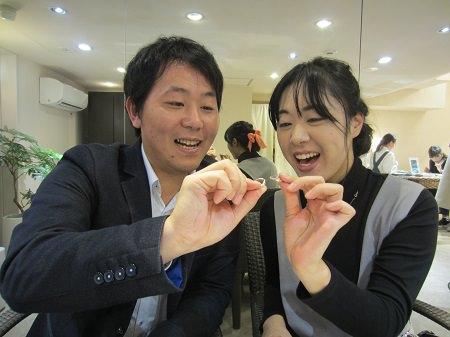 16120302木目金の結婚、婚約指輪_K002②.JPG