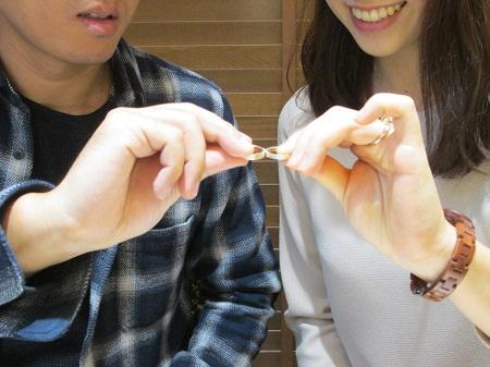 16121001木目金の結婚指輪_M002.JPG