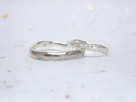 16121101木目金の結婚指輪_B003.JPG
