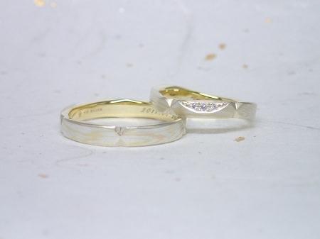 16121301木目金の結婚指輪_Q004.JPG