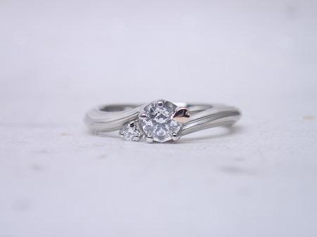 16122503木目金の婚約指輪B_001.JPG