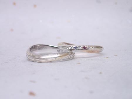 16122901木目金の結婚指輪_B003.JPG