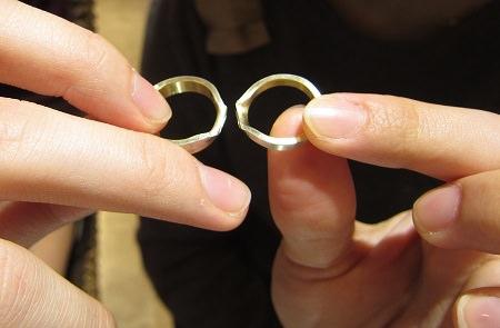 17012801木目金の結婚指輪_B002.JPG