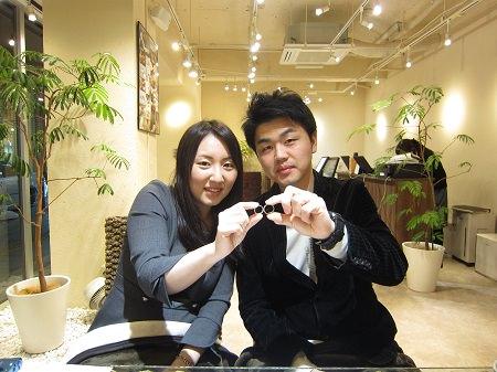 17013001木目金の結婚指輪_B001.JPG