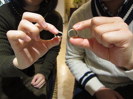 17020501木目金の結婚指輪_B002.JPG