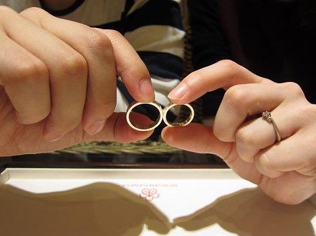 17041002木目金の結婚指輪B_001.JPG