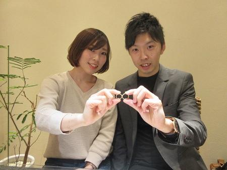 18010702木目金の結婚指輪_N001.JPG