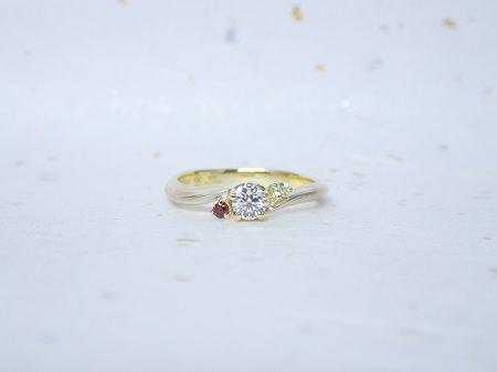 18011401木目金の婚約指輪_Y001.JPG
