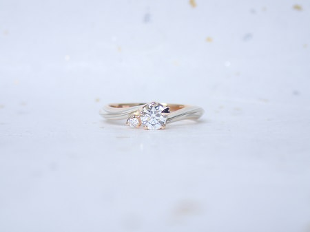 18012001木目金の婚約・結婚指輪_N001.JPG