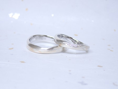 18012201木目金の婚約指輪・結婚指輪K_004.JPG