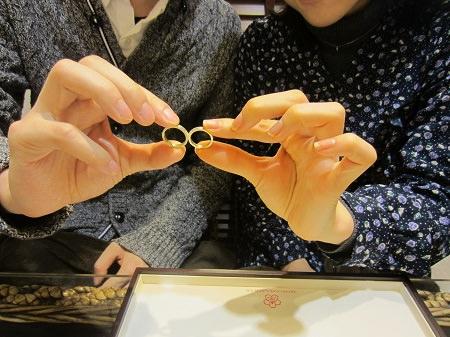 18022401木目金の婚約指輪と結婚指輪_A001.JPG