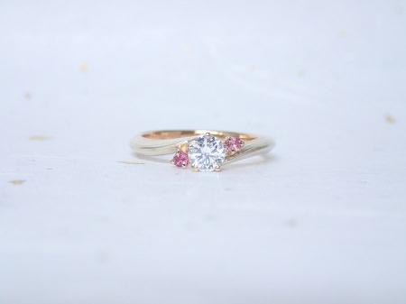 18022401木目金の婚約指輪と結婚指輪_A003.JPG