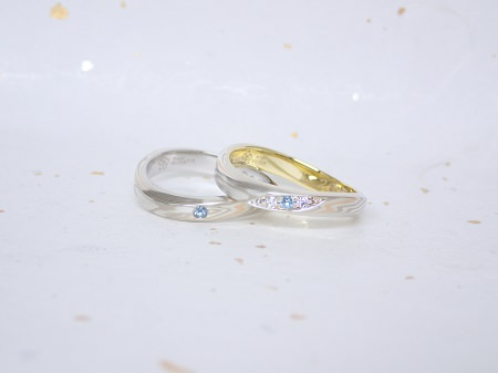 18031001木目金の婚約指輪・結婚指輪_B005.JPG