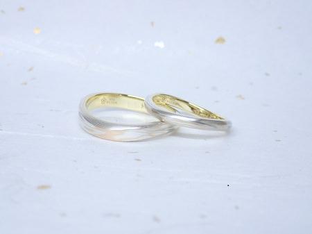 18031001木目金の結婚指輪U_005.JPG