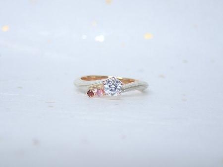 18031301木目金の婚約指輪・結婚指輪_J003.JPG