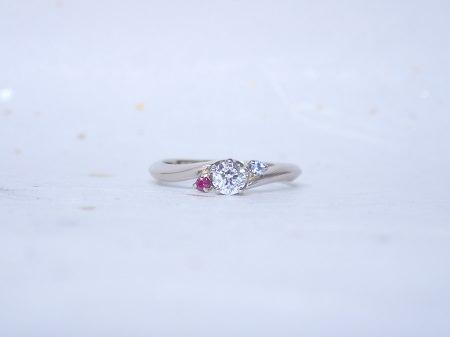 18031703木目金の婚約指輪・結婚指輪_J004.JPG