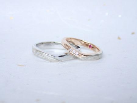 18032101木目金の結婚指輪_H001.JPG