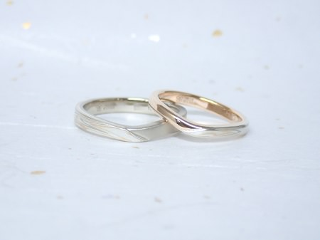 18032203木目金の婚約結婚指輪_E004.JPG
