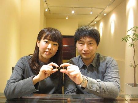 18032501木目金の結婚指輪_H001.JPG