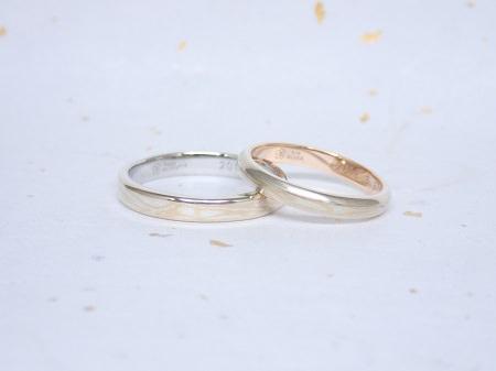 18033101木目金の結婚指輪_H001.JPG