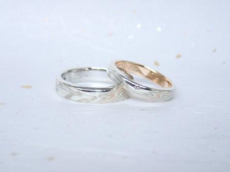 18033101木目金の結婚指輪_S004.JPG