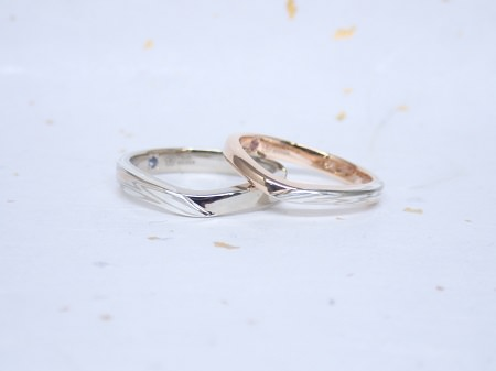 18040101木目金の婚約指輪・結婚指輪_F005.JPG