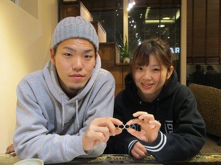 18040701 木目金の結婚指輪_M001.JPG