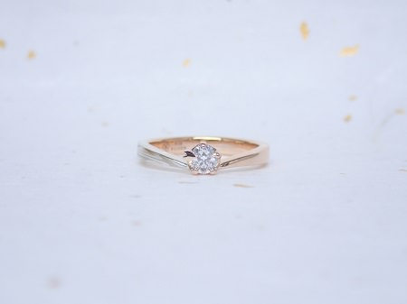 18040701木目金の婚約指輪、結婚指輪_004.JPG