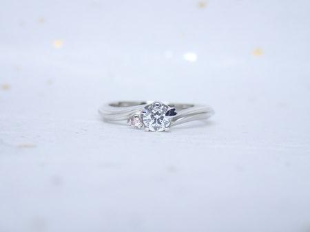 18041101木目金の婚約指輪_J001.JPG