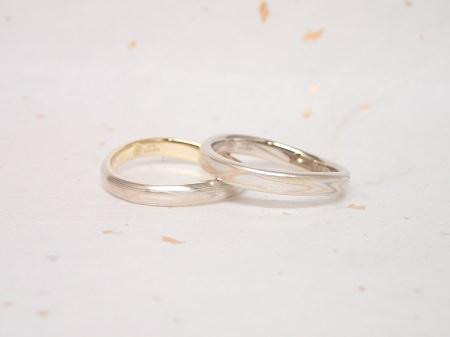 18041401木目金の結婚指輪K_002.JPG