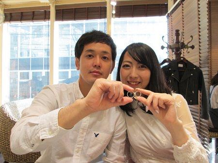 18041503 木目金の結婚指輪_01.JPG