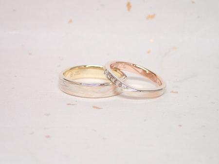 18041506木目金の結婚指輪-Y004.JPG