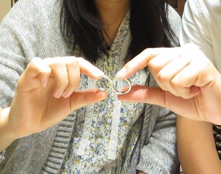 18043001木目金の結婚指輪_D001.JPG