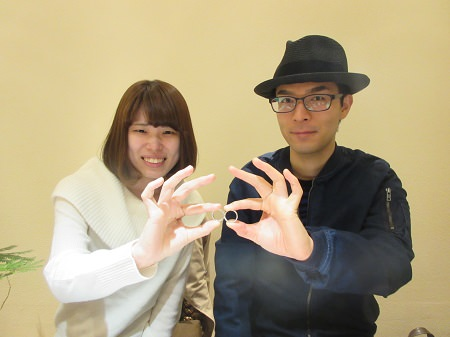 18043001木目金の結婚指輪_N001.JPG