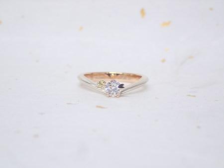 18043001木目金の婚約指輪_J003.JPG