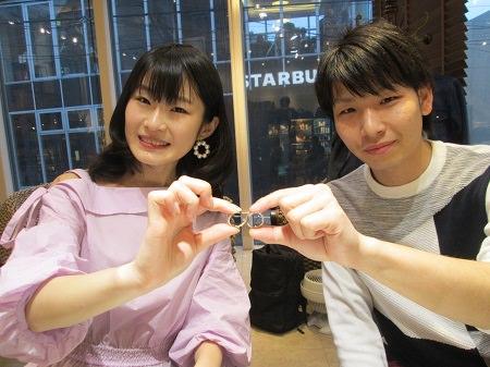 180505 木目金の結婚指輪_M001.JPG