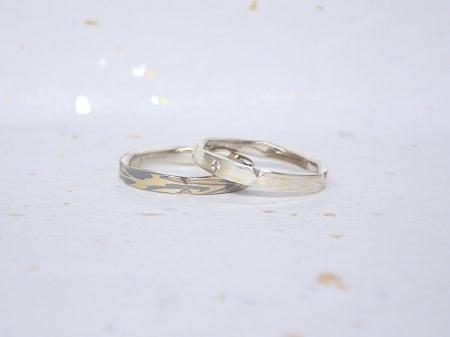 18060601木目金の結婚指輪003.JPG