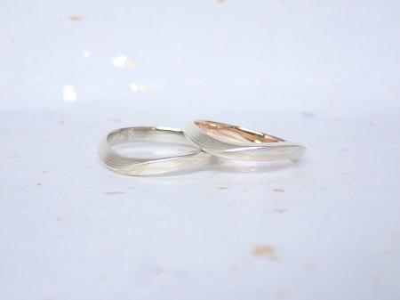 18061001木目金の婚約指輪・結婚指輪_Z004.JPG
