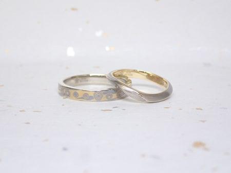18061101木目金の結婚指輪_M002.JPG