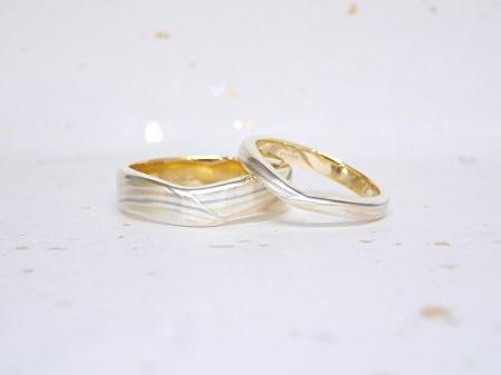 18062301木目金の結婚指輪R_003.JPG