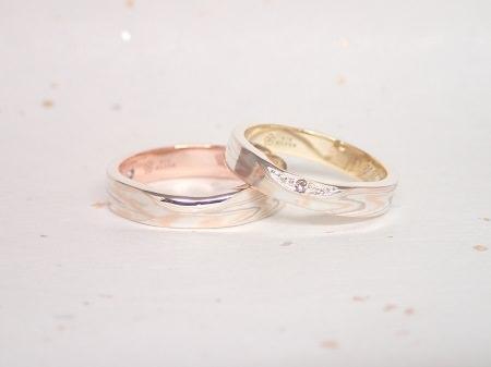18062302木目金の結婚指輪N_001.JPG
