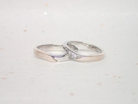 18062303木目金の婚約、結婚指輪Y_005.JPG