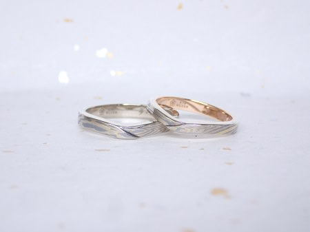 18062304木目金の結婚指輪_J003.JPG