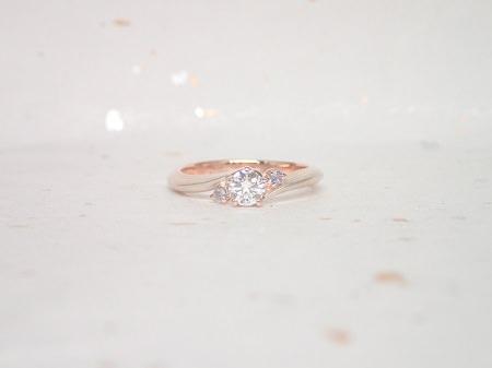 18062305木目金の婚約指輪_J001.JPG