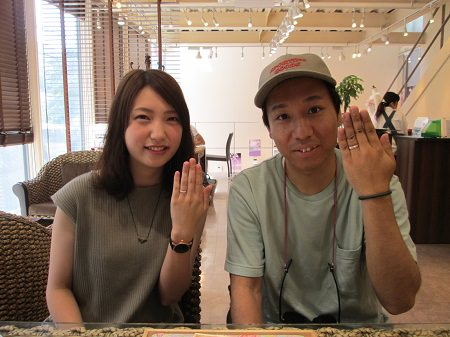 18063003 木目金の結婚指輪_M003.JPG