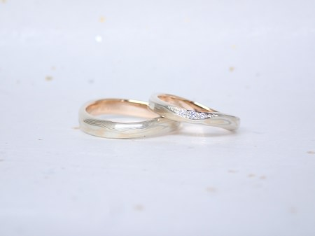 18063003木目金の婚約・結婚指輪_Q004②.JPG