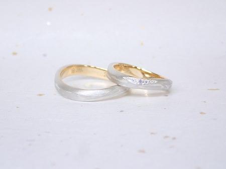18070701木目金の結婚指輪-Y003.JPG