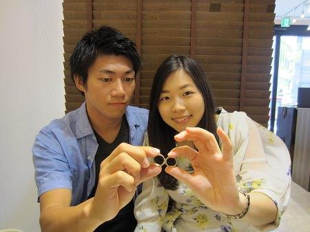 18071401木目金の結婚指輪_A001.JPG