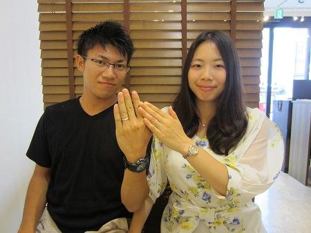 18071401木目金の結婚指輪_A003.JPG