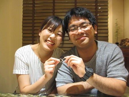 18072301木目金の結婚指輪_H001.JPG